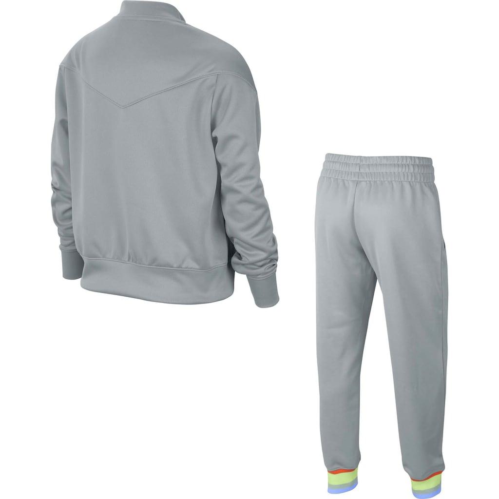 Nike Sportswear Jogginganzug »GIRLS NIKE SPORTSWEAR HERITAGE TRACK SUIT«, (Set, 2 tlg.)