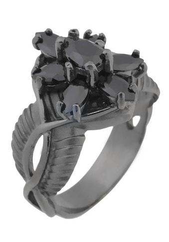 Der Herr der Ringe Fingerring »Dark Years Collection Arwens Abendstern - schwarz,... kaufen