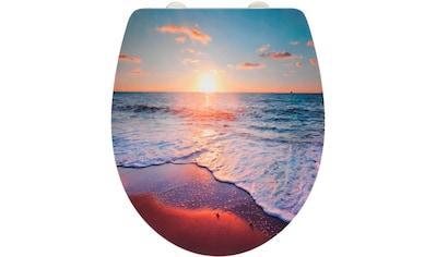 WENKO WC-Sitz »Sunset« kaufen