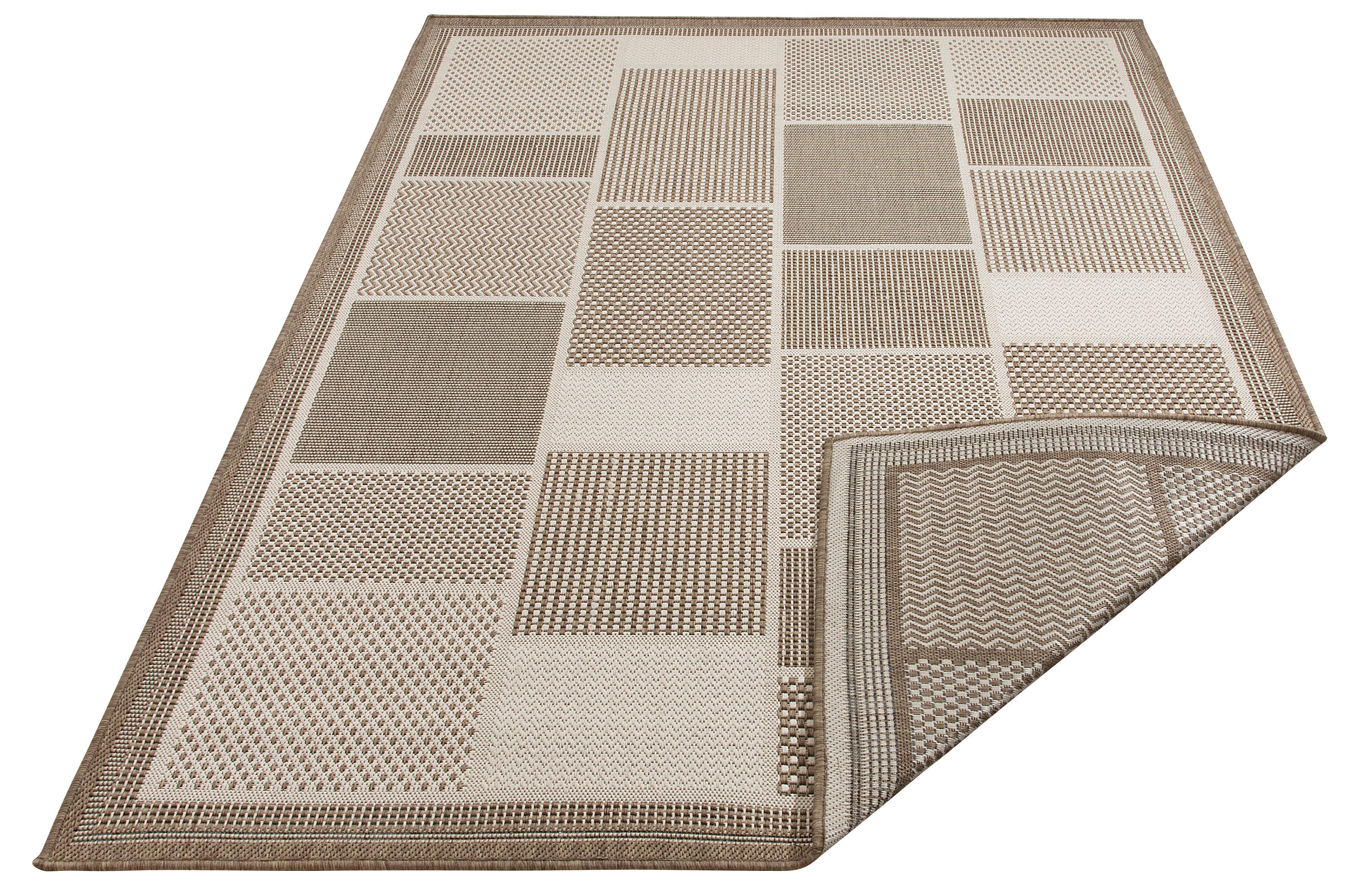 Outdoorteppich Tudor Home affaire rechteckig Höhe 5 mm maschinell gewebt