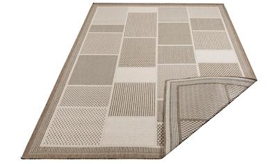 Home affaire Teppich »Tudor«, rechteckig, 5 mm Höhe, Sisal-Optik, beidseitig verwendbar, In- und Outdoor geeignet, Wohnzimmer kaufen