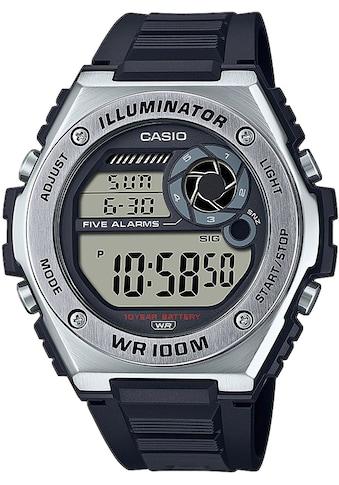 Casio Collection Chronograph »MWD - 100H - 1AVEF« kaufen