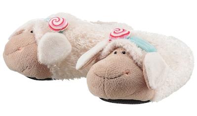 Nici Plüsch Hausschuhe »JOLLY Candy« kaufen
