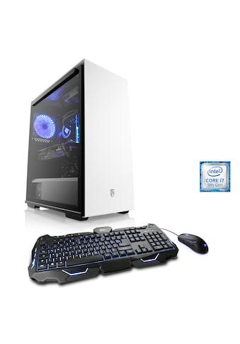 CSL »HydroX T9783 Wasserkühlung« Gaming - PC (Intel®, Core i7, GTX 1650, Wasserkühlung) kaufen
