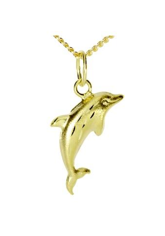 OSTSEE - SCHMUCK Kette mit Anhänger »Delphin Gold 333/000 ,« kaufen