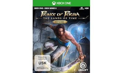 UBISOFT Spiel »Prince of Persia: The Sands of Time Remake«, Xbox One kaufen