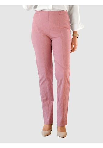 Paola Stoffhose, mit geradem Bein kaufen