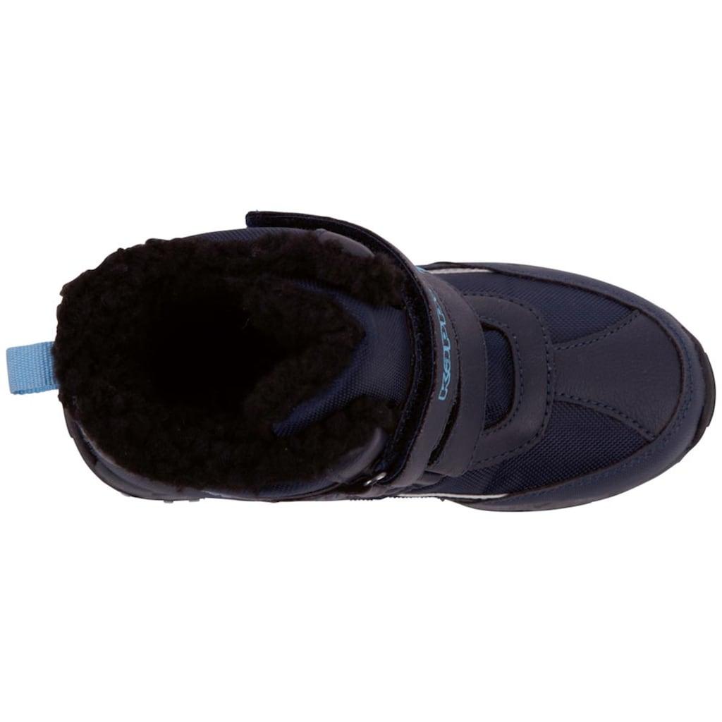 Kappa Winterboots »CLAW TEX KIDS«, mit reflektierenden Details f&uuml;r optimale Sichtbarkeit<br />
