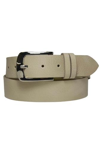 AnnaMatoni Ledergürtel, Mit genarbter Oberfläche kaufen