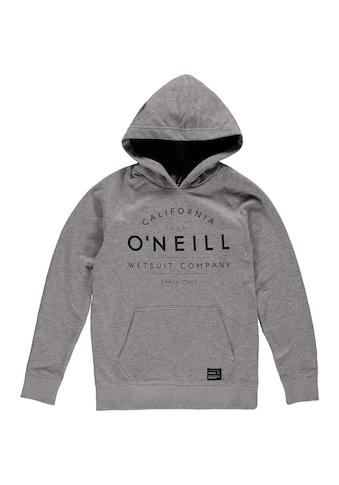 O'Neill Kapuzensweatshirt »O'neill hoodie« kaufen