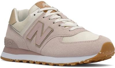 """New Balance Sneaker »WL574 """"Sustainability Pack""""«, mit praktischer Schnürung kaufen"""