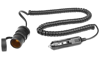 EUFAB Verlängerungskabel, 250 cm, 12 V, Spiralkabel kaufen