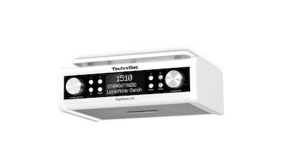TechniSat Unterbauradio für DAB+/DAB/UKW - Empfang (Küchenradio) »DIGITRADIO 20« kaufen
