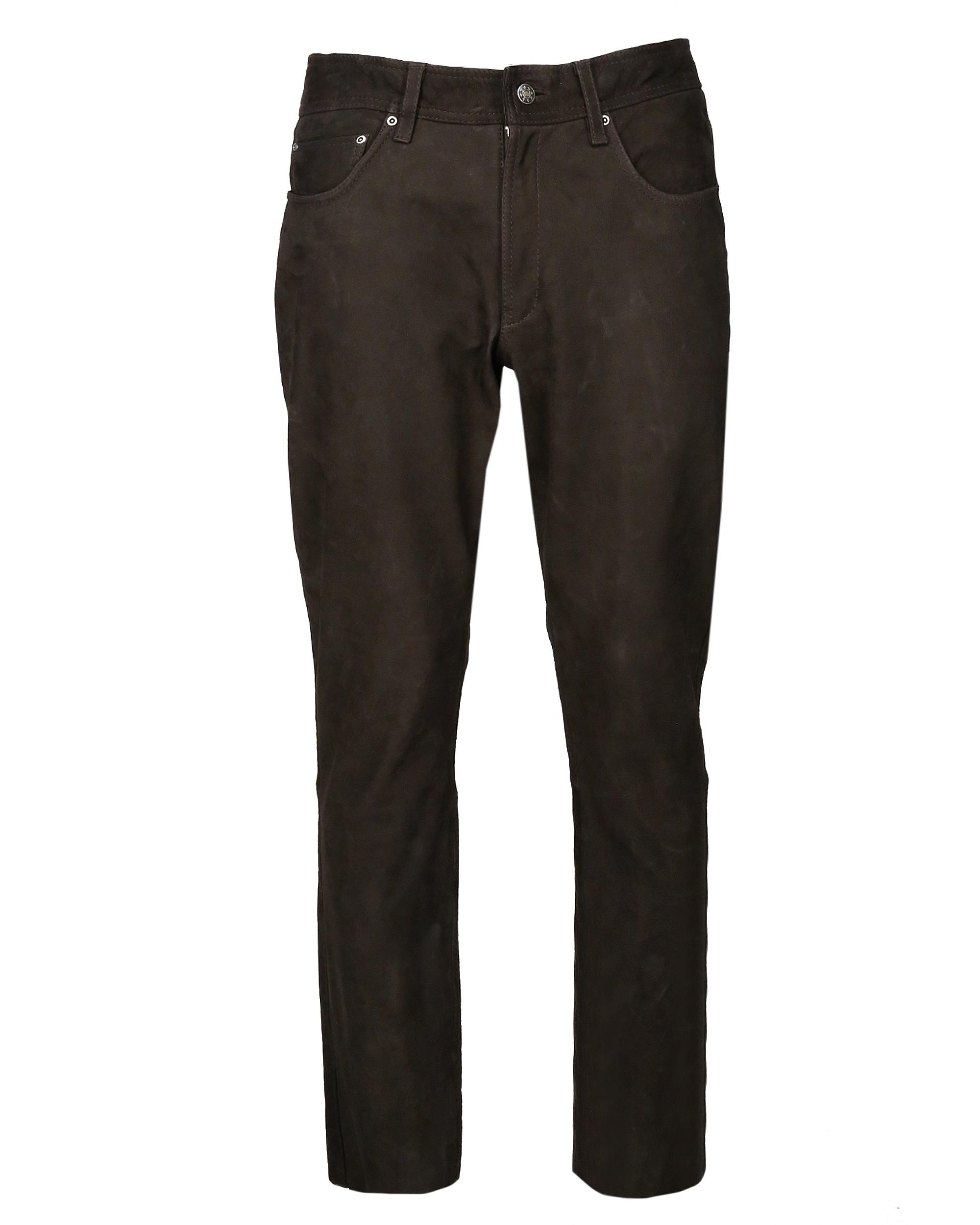 JCC Lederhose mit gerader Beinlänge Phill | Bekleidung > Hosen > Lederhosen | Jcc