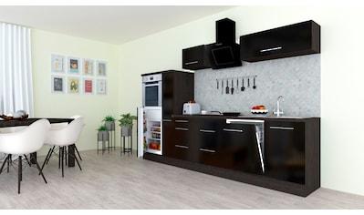 RESPEKTA Küchenzeile »RP310«, mit E-Geräten, Breite 310 cm kaufen