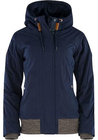 MAZINE Outdoorjacke »Charlotte Jacket«, mit Teddyfutter kaufen