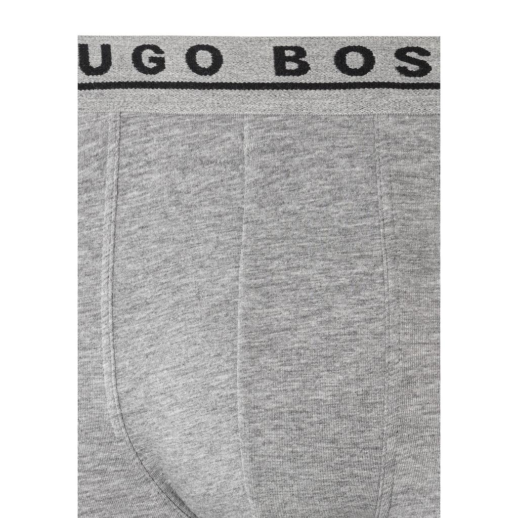 Boss Boxer, (3 St.), mit Logo Webbund