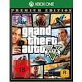 GTA V - Grand Theft Auto V Premium Edition Xbox One