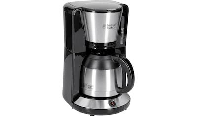 RUSSELL HOBBS Filterkaffeemaschine Adventure 24020 - 56, Papierfilter 1x4 kaufen