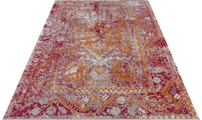 NOURISTAN Teppich »Chelozai«, rechteckig, 10 mm Höhe, Kurzflor, Orient-Optik, Wohnzimmer kaufen