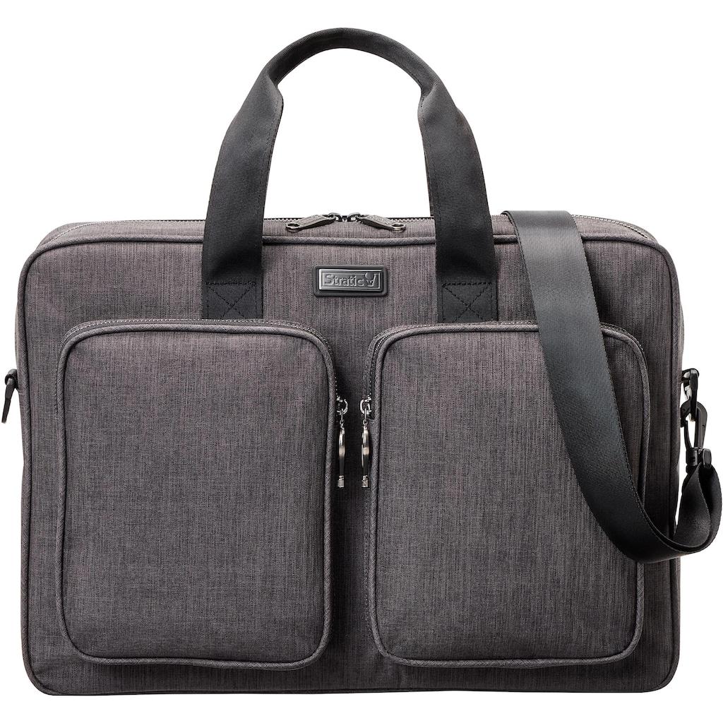 Stratic Businesstasche »Lead«, mit Laptopfach