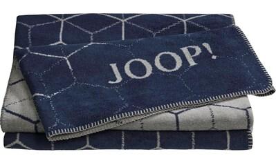 Joop! Wohndecke »Vision«, mit dekorativem JOOP! Logo kaufen