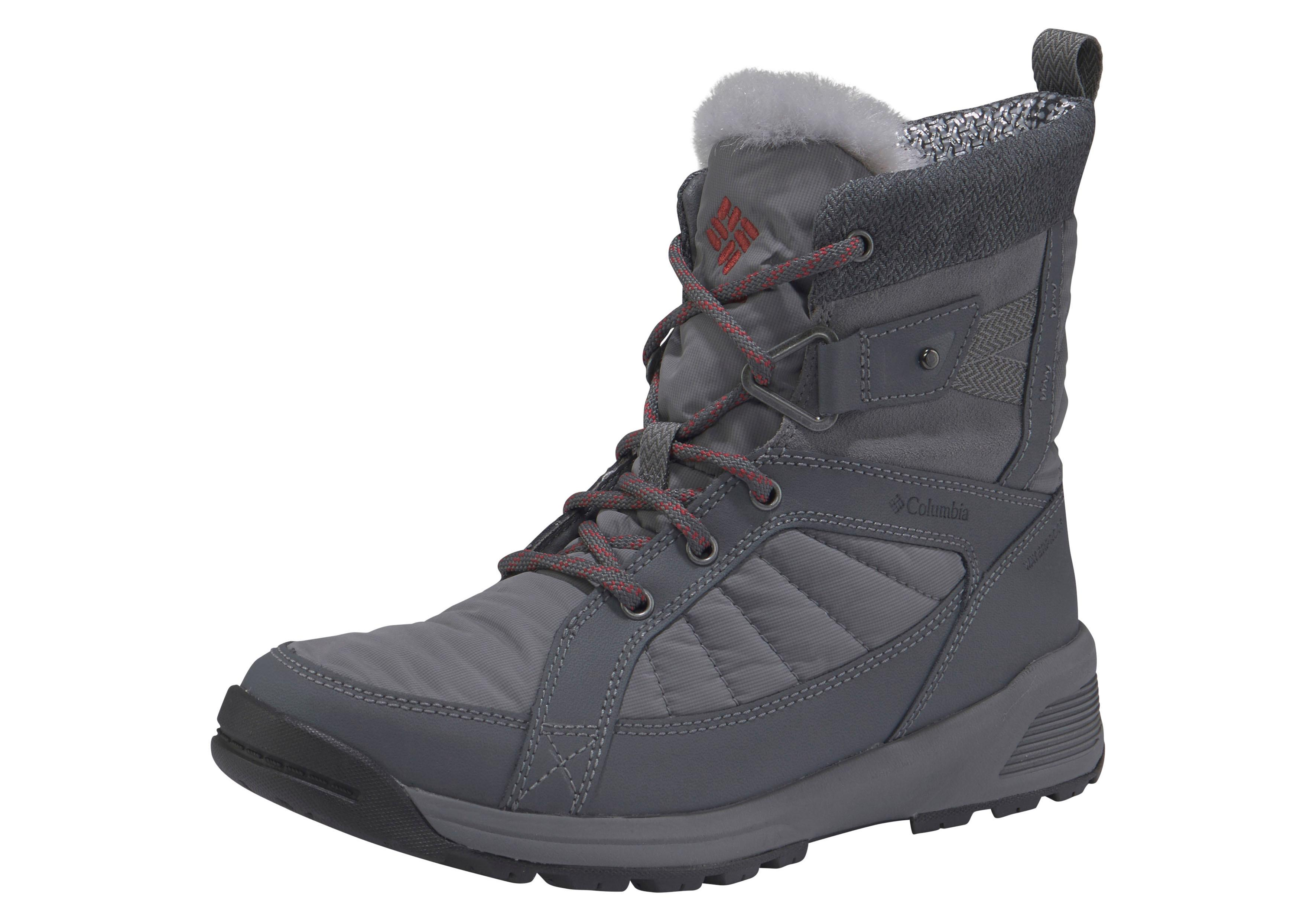 Columbia Outdoorwinterstiefel MEADOWS? SHORTY OMNI-HEAT? 3D | Schuhe > Outdoorschuhe > Outdoorwinterstiefel | Grau | Columbia