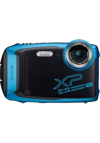 FUJIFILM »Finepix XP140« Outdoor - Kamera (FUJINON, 5 - fach optischem Zoom, F3,9 (W) – F4,9 (T), 16,4 MP, 5x opt. Zoom, Bluetooth WLAN (Wi - Fi)) kaufen