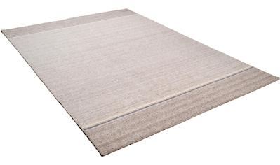 THEKO Teppich »Alaska«, rechteckig, 7 mm Höhe, handgewebt, Wohnzimmer kaufen