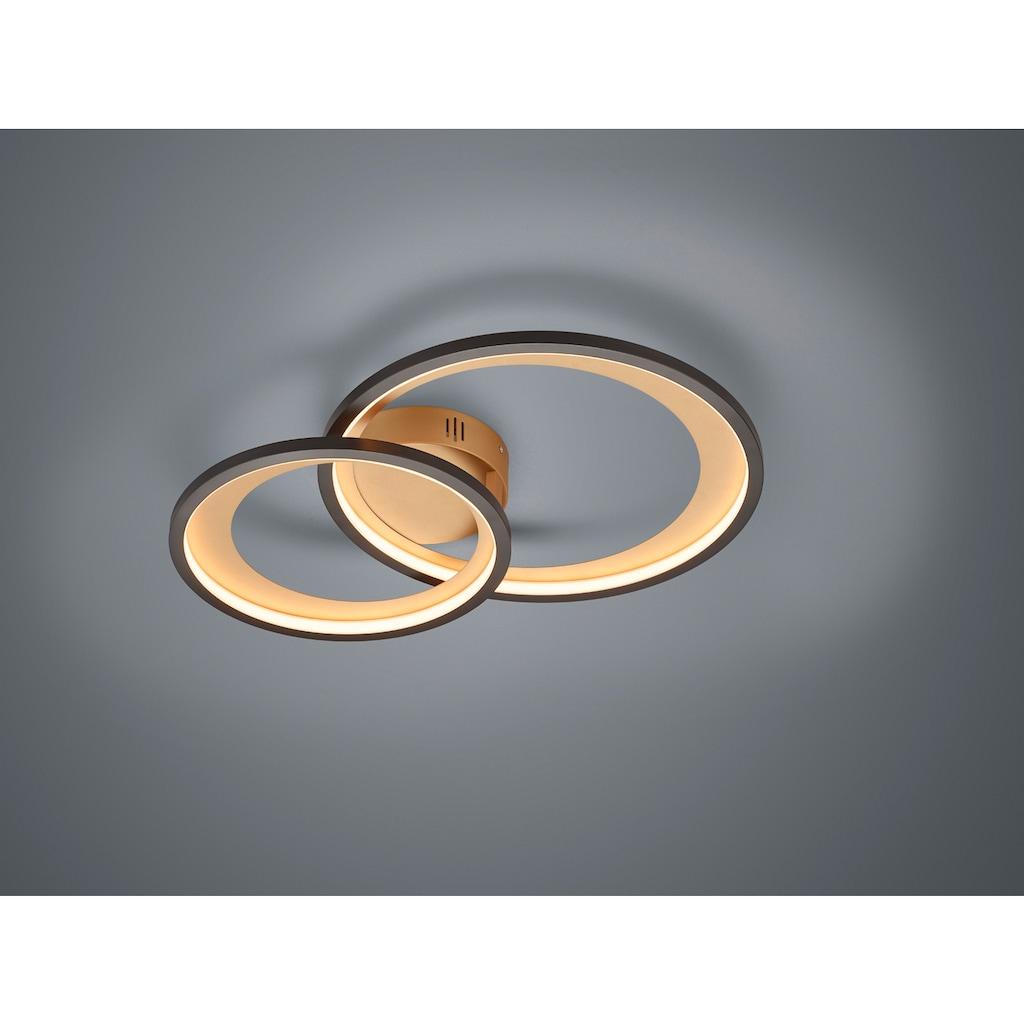 TRIO Leuchten LED Deckenleuchte »GRANADA«, LED-Board, 1 St., Warmweiß, LED Deckenlampe