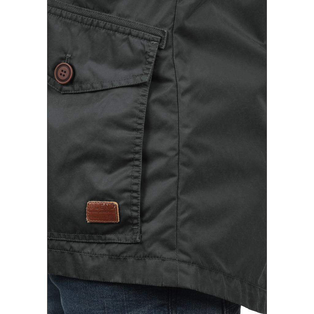 Blend Parka »Luxus«, warme Jacke mit zahlreichen Taschen