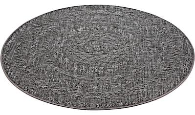 Teppich, »Almendro«, bougari, rund, Höhe 6 mm, maschinell gewebt kaufen