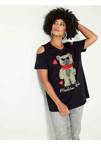 Angel of Style by Happy Size Rundhalsshirt kaufen