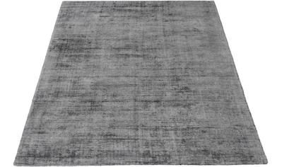 Leonique Teppich »Sinan«, rechteckig, 13 mm Höhe, Flusenarm, Wohnzimmer kaufen