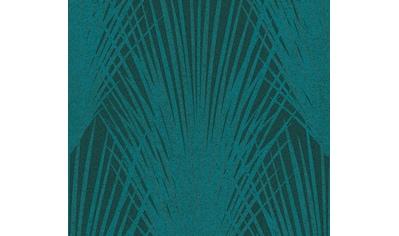 A.S. Création Vliestapete »New Elegance«, mehrfarbig, mit Palmenmotiv kaufen