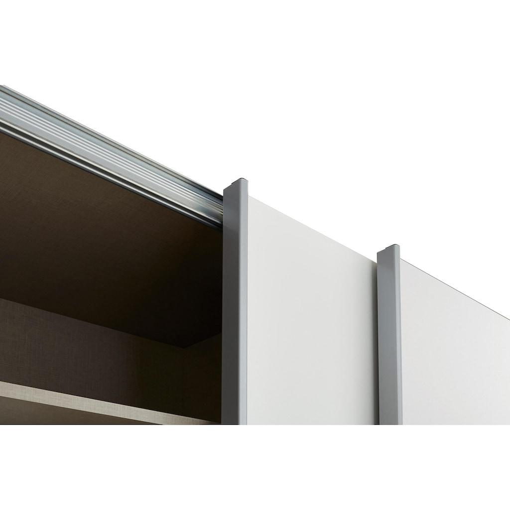 rauch ORANGE Schwebetürenschrank »Dobene«, inkl. Schubkasteneinsatz und Einlegeböden