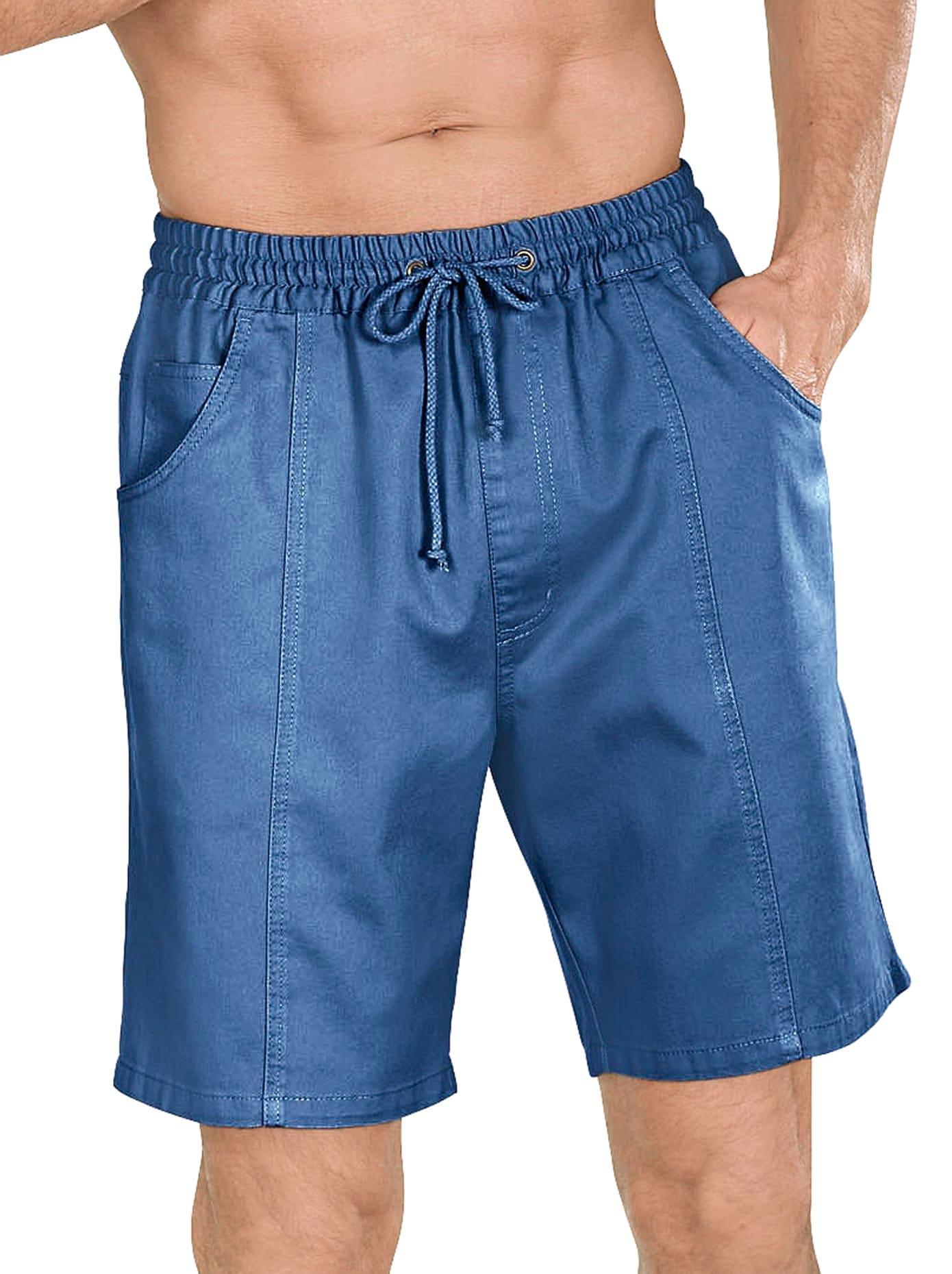 Classic Schlupfbermudas in Jeans-Qualität | Bekleidung > Jeans > Sonstige Jeans | Blau | Classic
