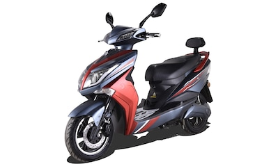 ELEKTROROLLER FUTURA E - Motorroller »Hawk 3000 Li«, 3000 Watt, 45 km/h kaufen