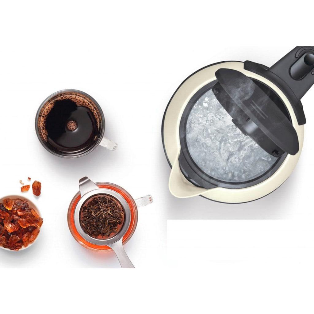 BOSCH Wasserkocher »ComfortLine TWK6A017«, 1,7 l, 2400 W