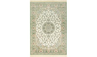 Teppich, »Antik Nain«, NOURISTAN, rechteckig, Höhe 5 mm, maschinell gewebt kaufen