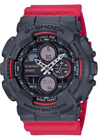 CASIO G-SHOCK Chronograph »GA-140-4AER« kaufen