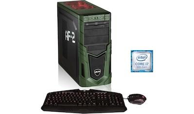 Hyrican »Military Gaming 6458« Gaming - PC (Intel, Core i7, GTX 1660 Ti, Luftkühlung) kaufen