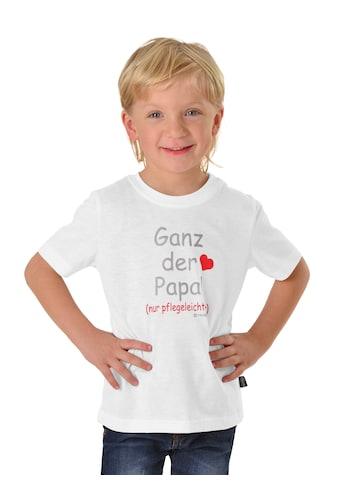 Trigema T - Shirt Papas Liebling kaufen