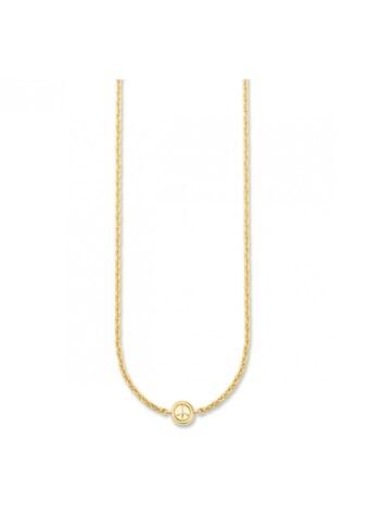 CAÏ Collier »925/ -  Sterling Silber vergoldet Peace« kaufen