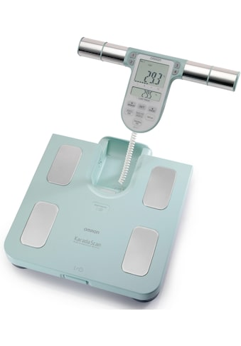 Omron Körper-Analyse-Waage »HBF-511B-E«, Ganzkörpermessung mit klinischer Genauigkeit kaufen