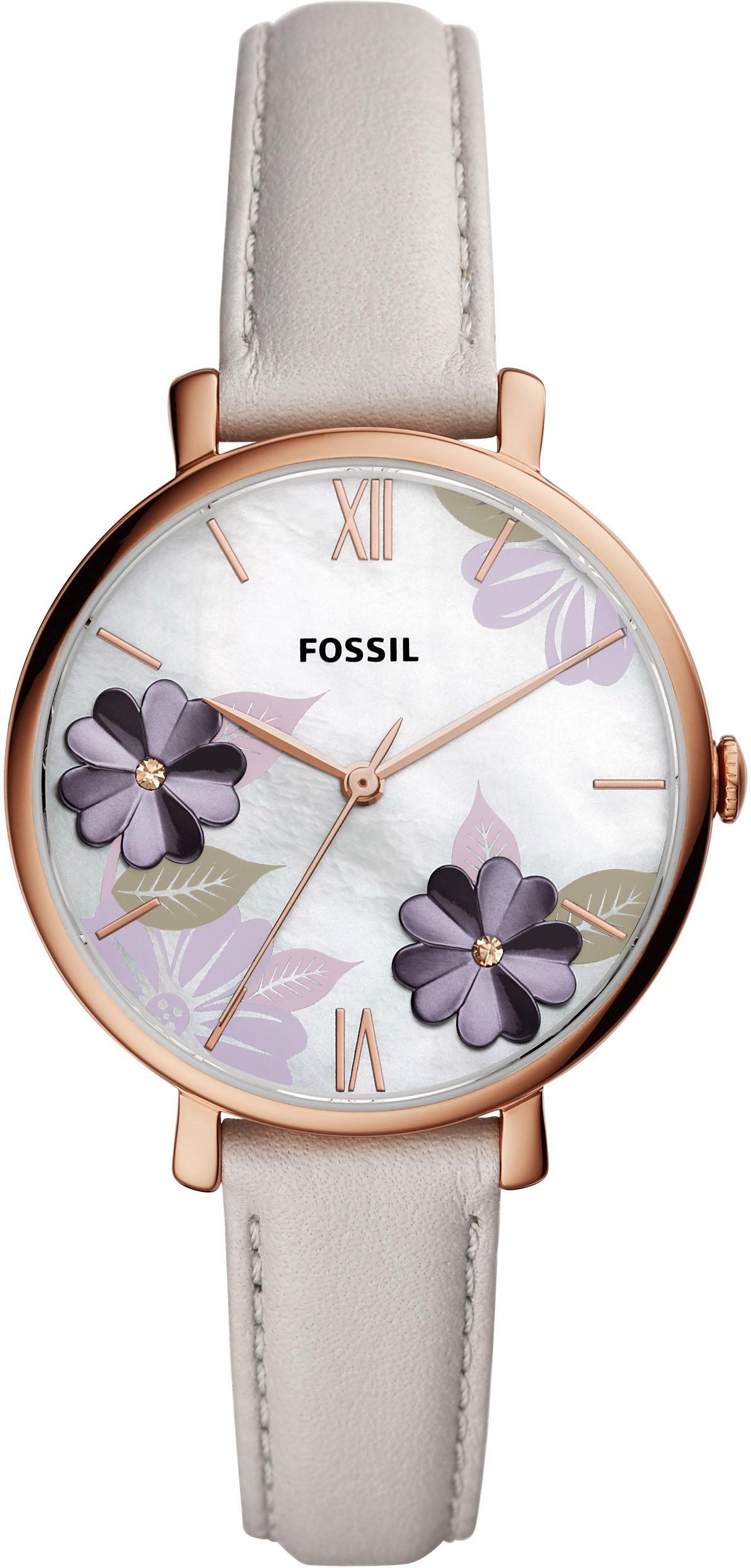 Fossil Quarzuhr JACQUELINE ES4672   Uhren > Quarzuhren   Fossil