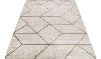 Teppich, »Bossa Lounge«, Wecon home, rechteckig, Höhe 10 mm, maschinell gewebt kaufen