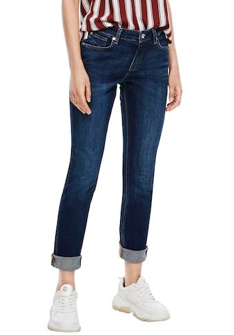 Q/S designed by Slim-fit-Jeans »Catie Slim«, in typischer 5-Pocket Form kaufen
