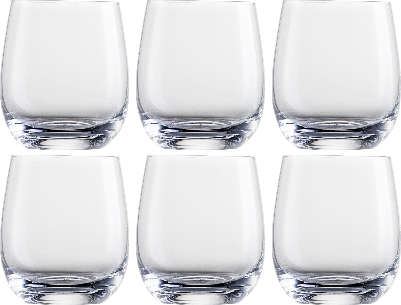 Eisch Whiskyglas, (Set, 6 tlg.), bleifreies Kristallglas, 360 ml farblos Kristallgläser Gläser Glaswaren Haushaltswaren Whiskyglas