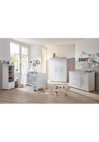 arthur berndt Babyzimmer-Komplettset »Joris«, (Set, 3 St.), Made in Germany; mit... kaufen